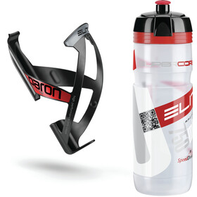 Elite Kit Supercorsa/Paron Drinksysteem 750 ml rood/zwart